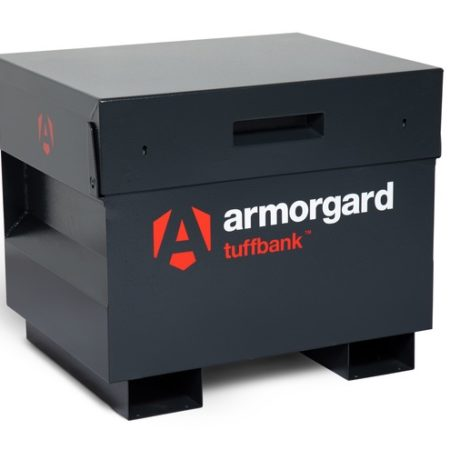 Front view image of the armorgard tb21 securely closed