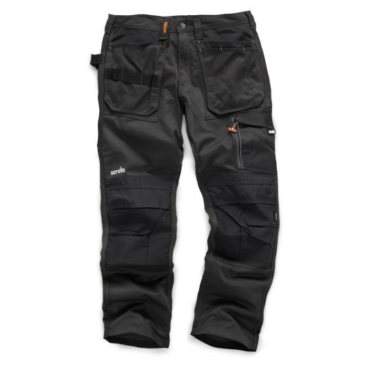 Scruffs 3D Trade Trouser in Graphite Grey