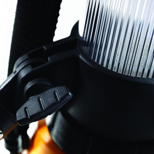 Defender 4ft 36w Uplight Light Stick and Tripod Base - 110V (E712600)