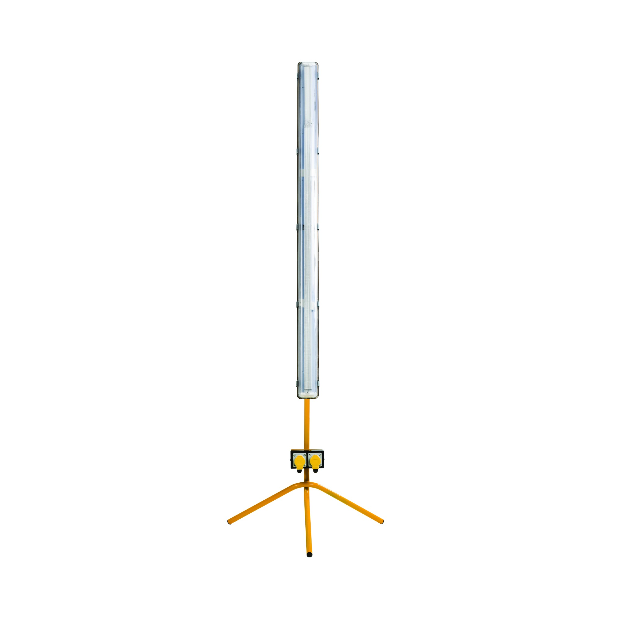 Defender 5ft Fluorescent Worklight with Power Take Off Point - 230V