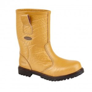 Samson Tan Lined Rigger Boot 7026