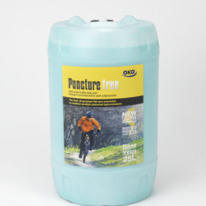 OKO 25L Puncture Free for Bicycles - Without a Pump