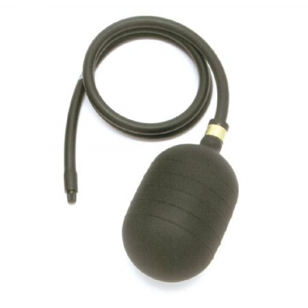 3inch (75mm) Black PVC Air Bag