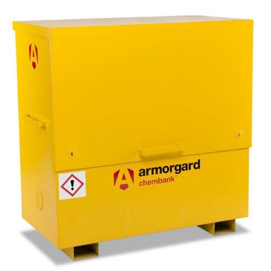 Armorgard Chembank Site Chest CBC4