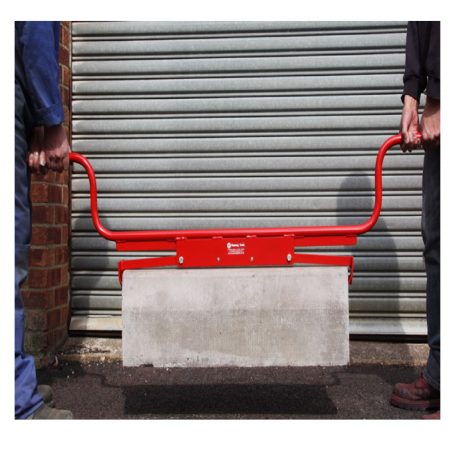 DQ10 High Handle End Gripping Kerb/Slab Lifter