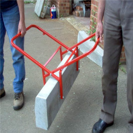 DQ12 Side Gripping Kerb Lifter