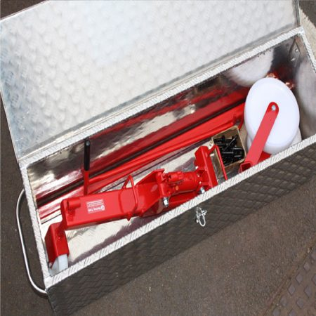 DQ1DQ2DQ26 Hydraulic Manhole Lifter, Spreader Bars and Alloy Box