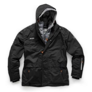 Scruffs Double Zip Jacket
