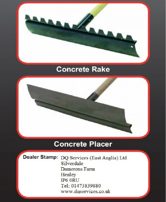 Belle Concrete Placer