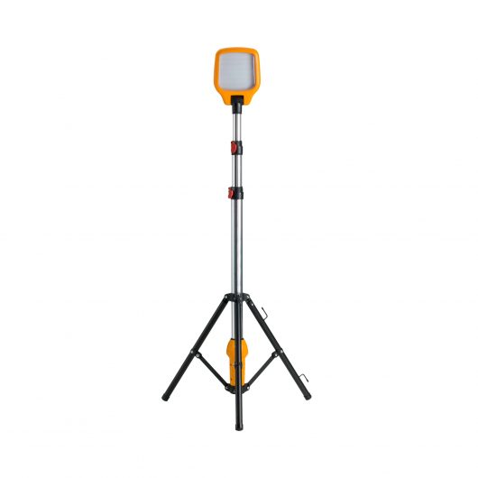 Defender LED Task Light with Telescopic Tripod