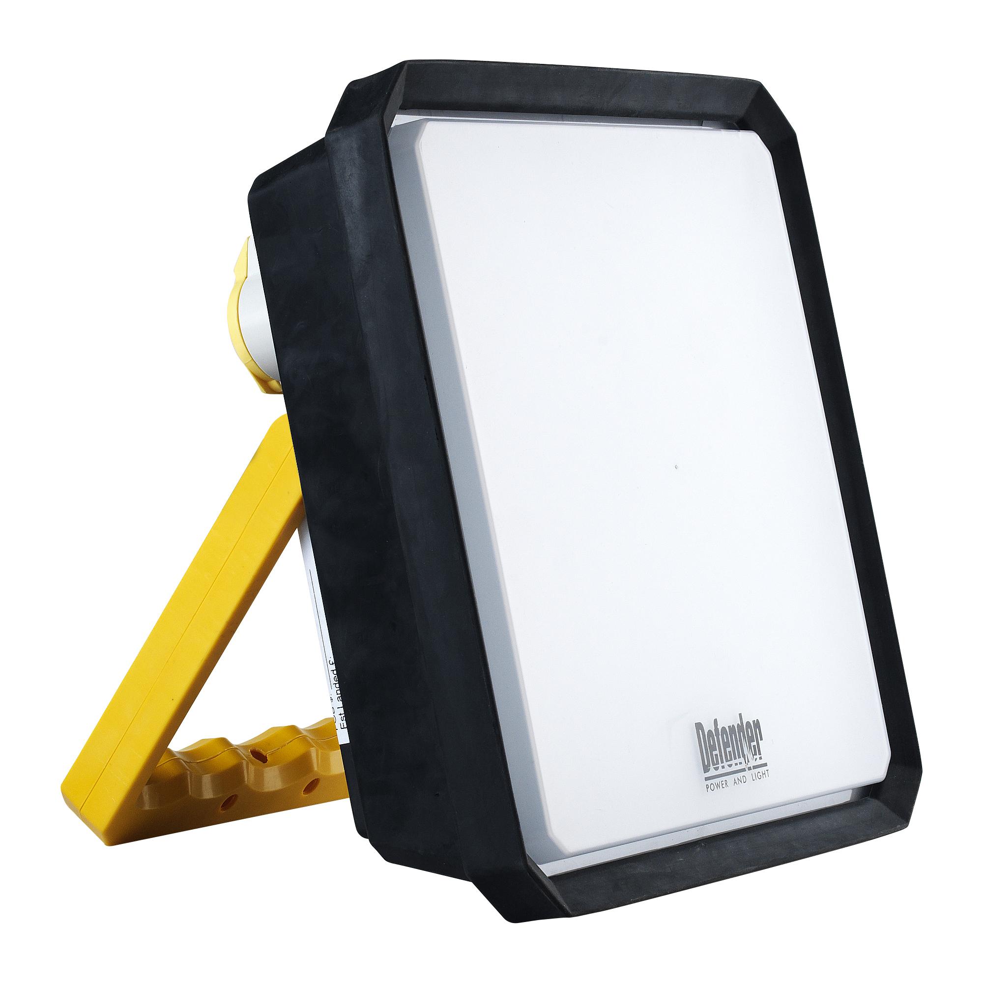 Defender LED Zone Light Floodlight Head Only 230V E712880