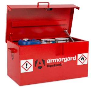 Armorgard Flambank Van Box FB1