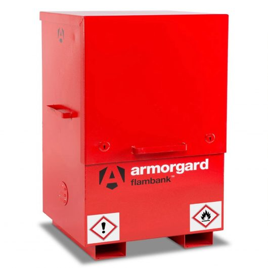 Armorgard Flambank Site Chest (NSN 7125-99-363-1810) FBC2