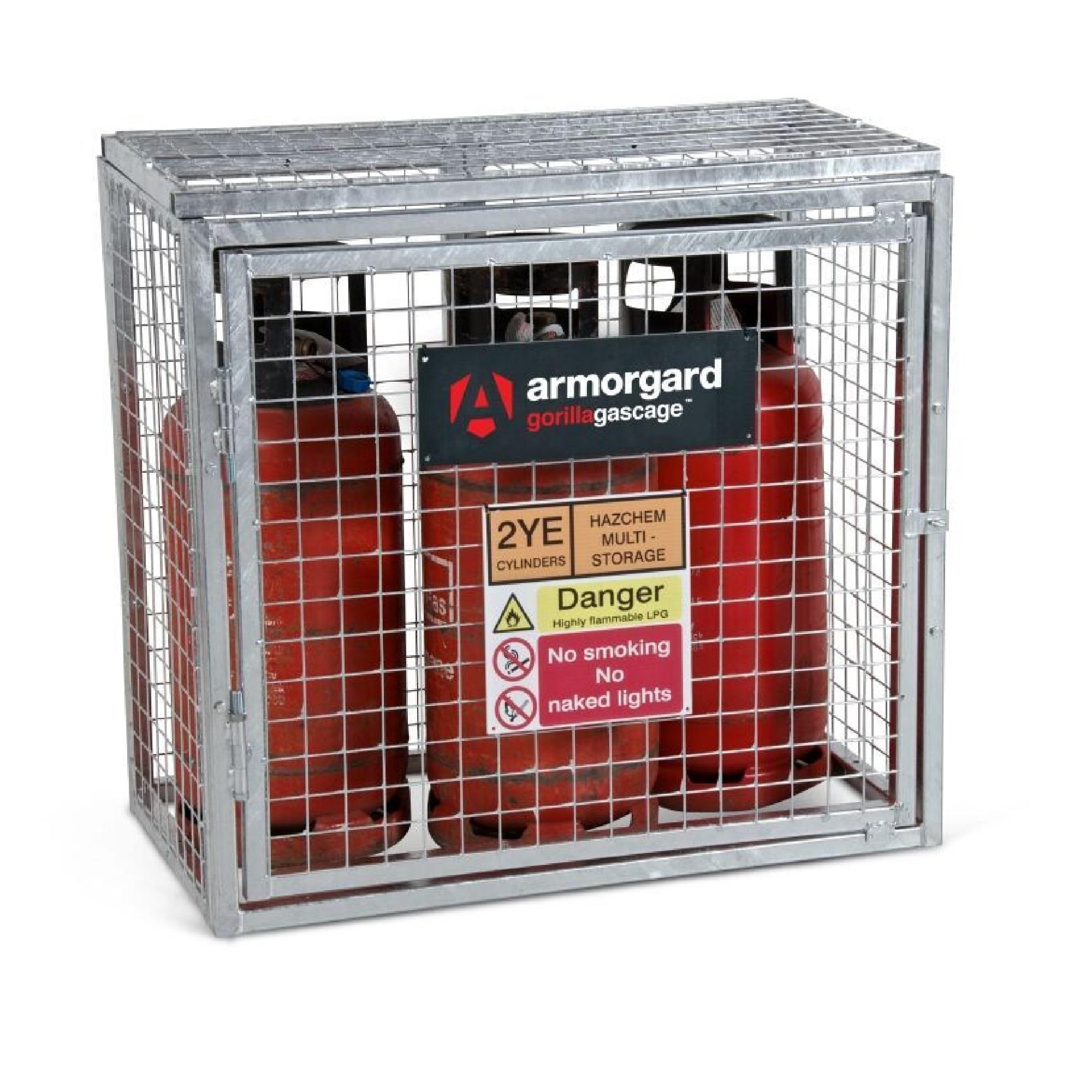 Armorgard Gorilla Gas Bottle Cage GGC1