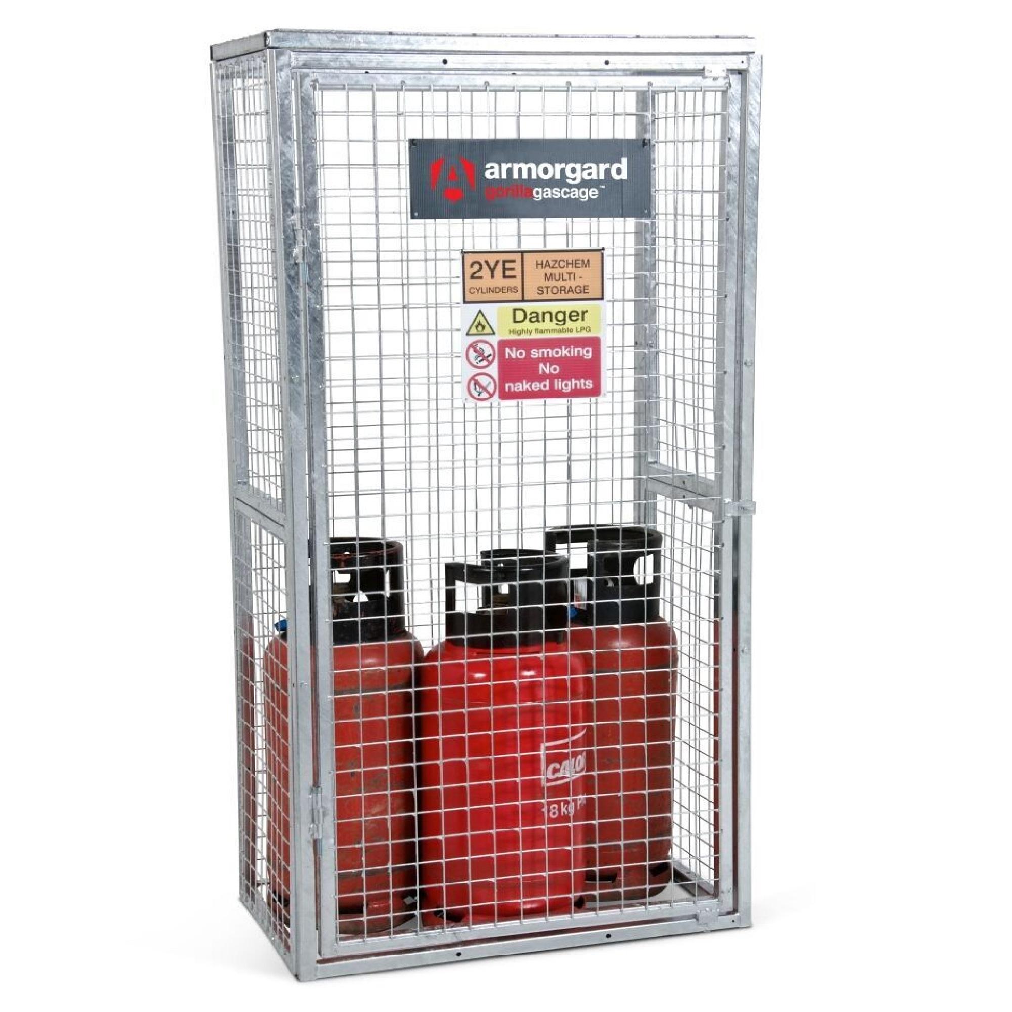 Armorgard Gorilla Gas Bottle Cage GGC3