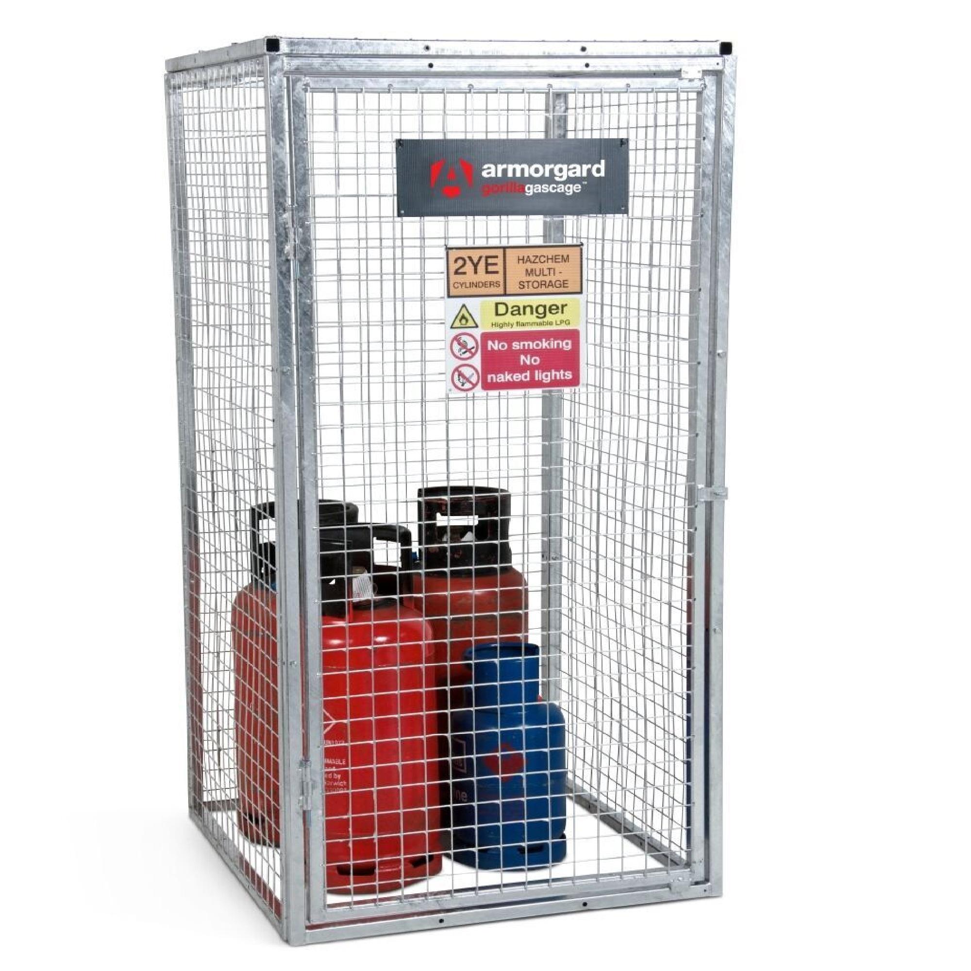 Armorgard Gorilla Gas Bottle Cage GGC5