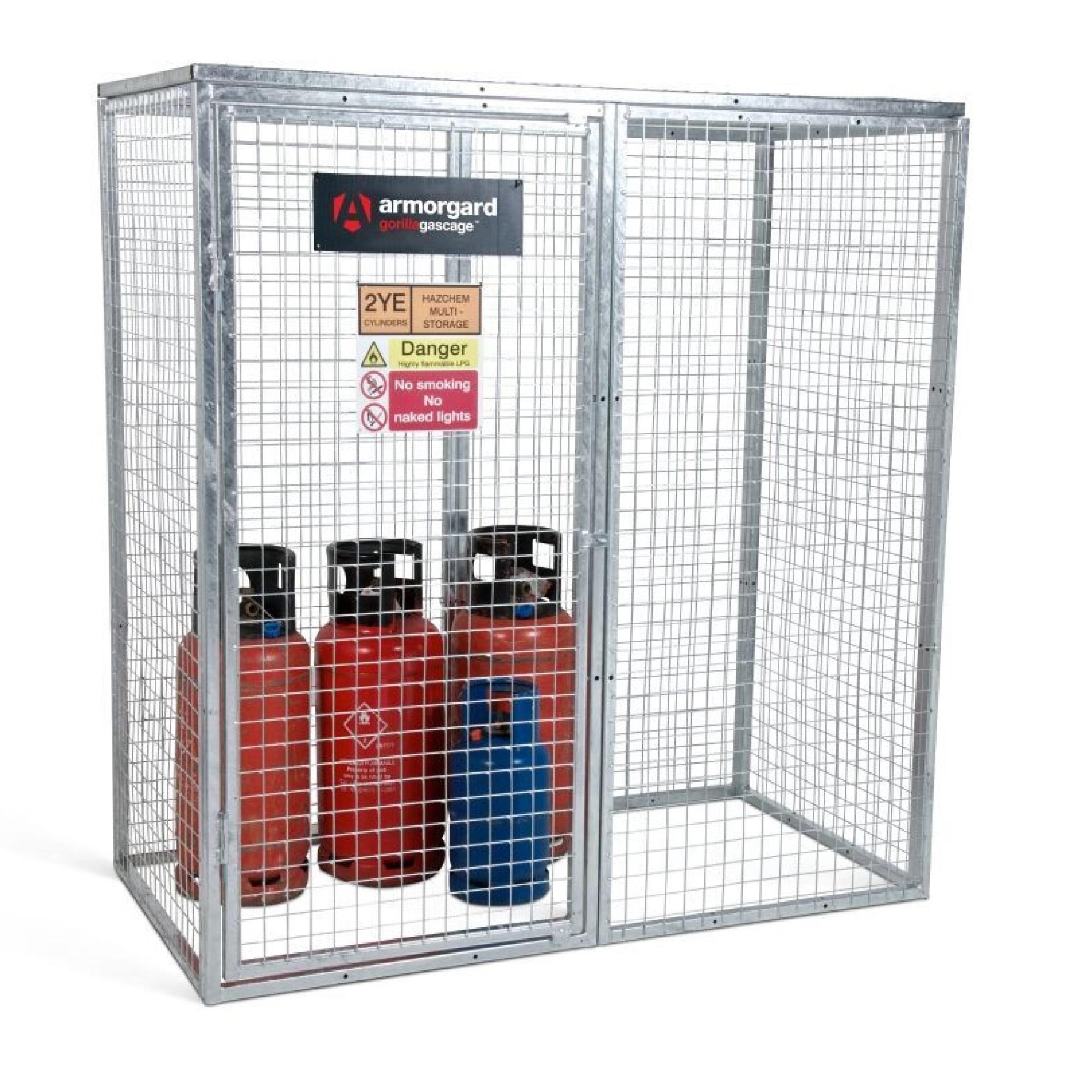 Armorgard Gorilla Gas Bottle Cage GGC6