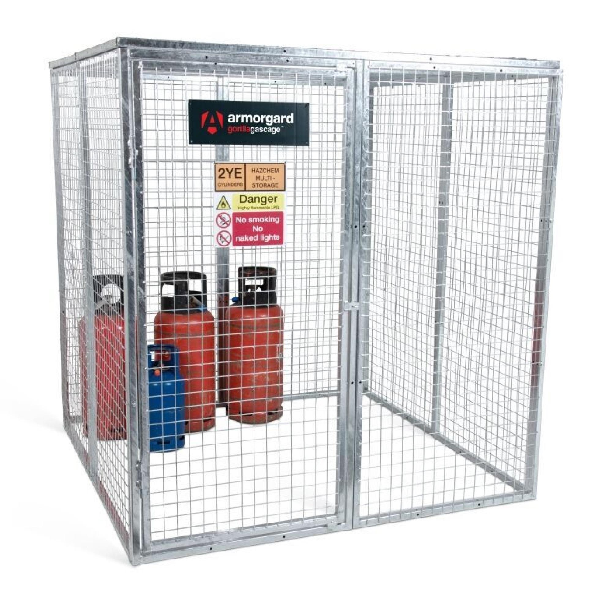 Armorgard Gorilla Gas Bottle Cage GGC9