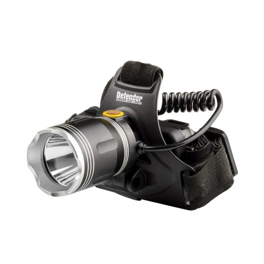 Defender 10W LED Rechargeable Head Torch (E712924)