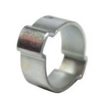 6-8mm metal hose clip on a white background