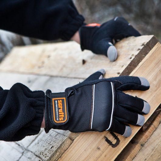 Scruffs Full Finger Max Performance Gloves