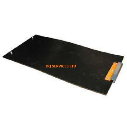 Block Paving Pad for Belle Forward Compaction Machines (various)