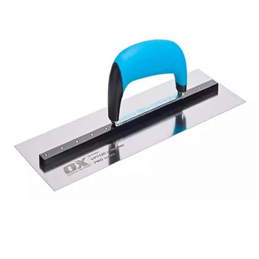 OX Pro Cement Finishing Trowels