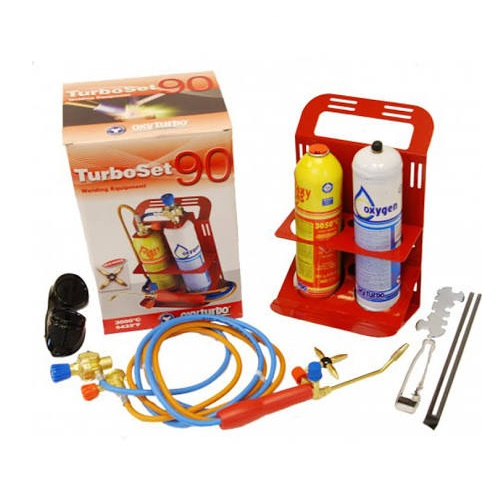 Oxy Turbo turbo set 90 welding kit