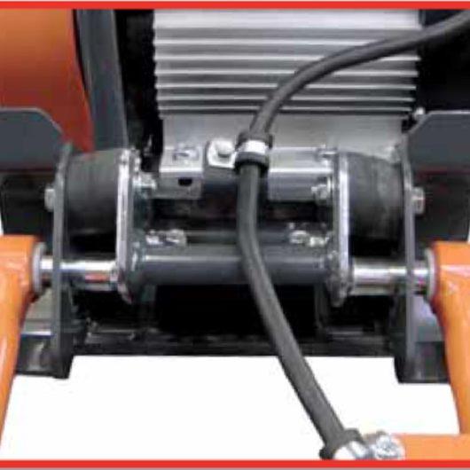 Belle PCEL 400E Electric Wacker Plate Compactor 230v
