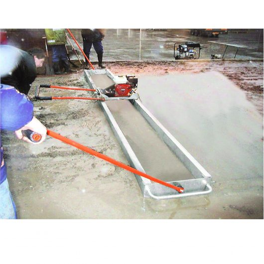 Belle Porto Screed Twin Beam Concrete Screed Set Extendable Set 3.25 - 5.2mtr
