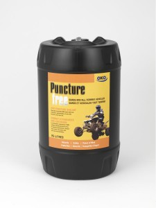 OKO 25L Puncture Free for Quads and ATVs With a Pump