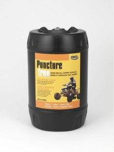 OKO 25L Puncture Free for Quads and ATVs Without a Pump