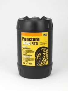 OKO 25L Puncture Free On-Road RTG With a Pump