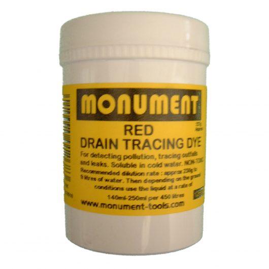 8oz Red Drain Dye