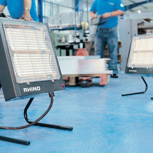 Rhino CH3 Ceramic Heater - 110V