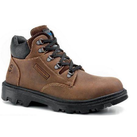 Sherpa Waxy Brown Half Boot 9242