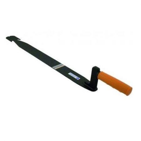600mm steel sprung slate ripper with orange handle