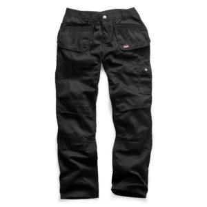 Scruffs Womens Worker Plus Trousers