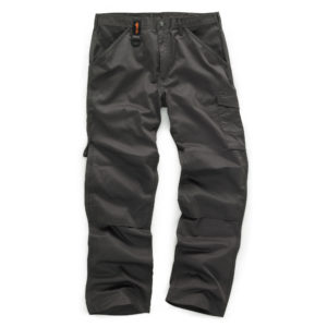 Scruffs Worker Trouser in Graphite