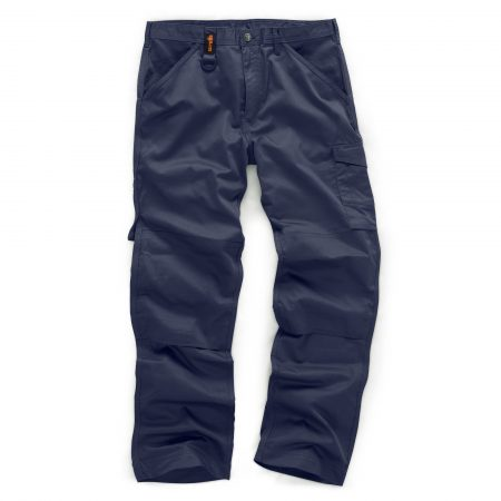 Scruffs Worker Trouser in Navy