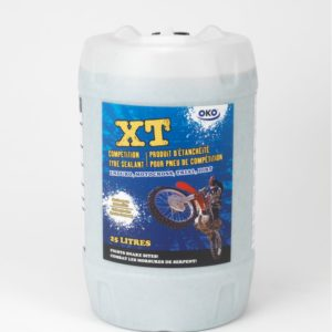 OKO 25L XT for Motocross and Enduro Off-Road Competition With a Pump