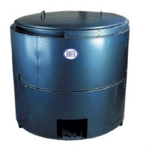 Asphalt Cauldron - 10cwt with Burner, Hose and Regulator