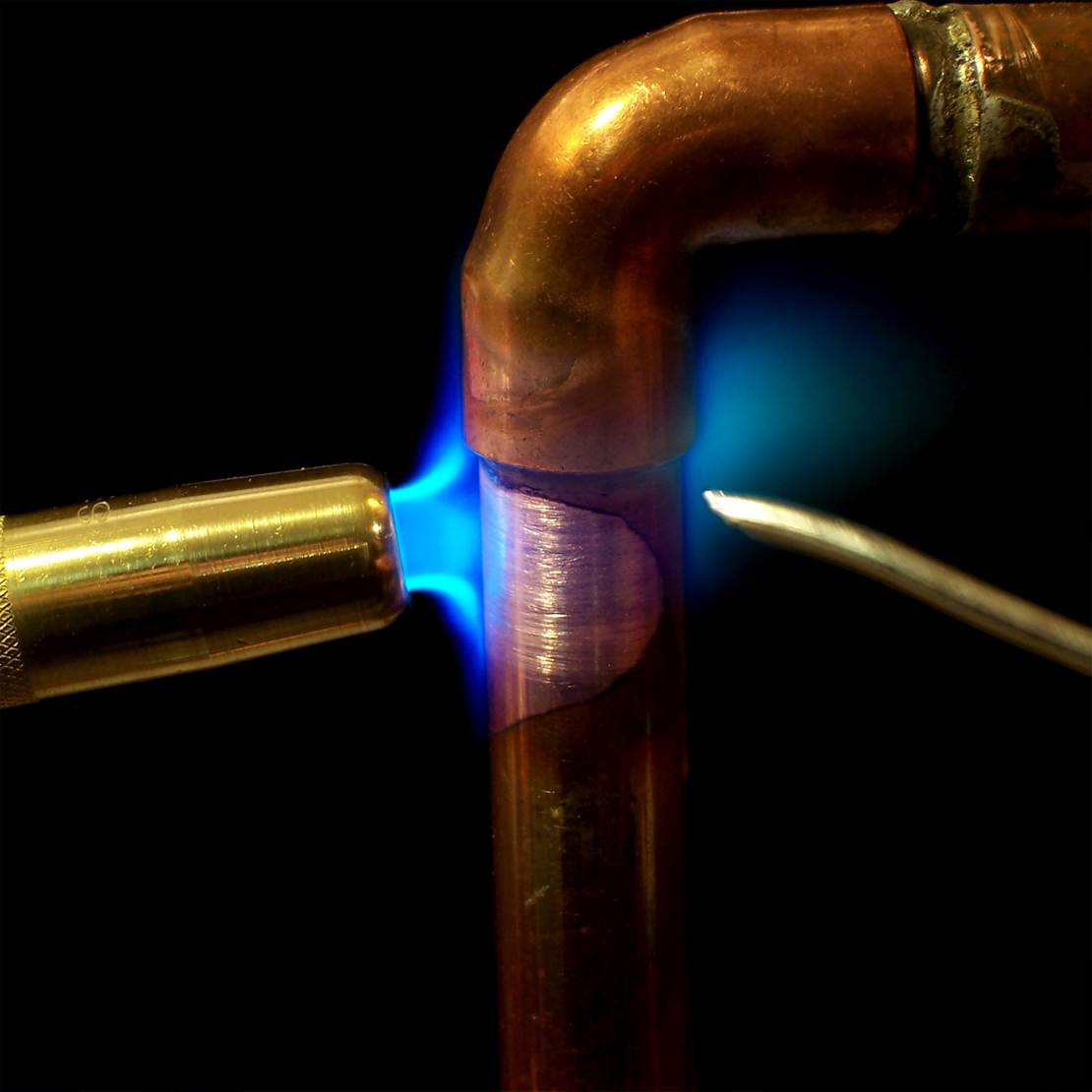 Gas Torches, Gas, and Adaptors