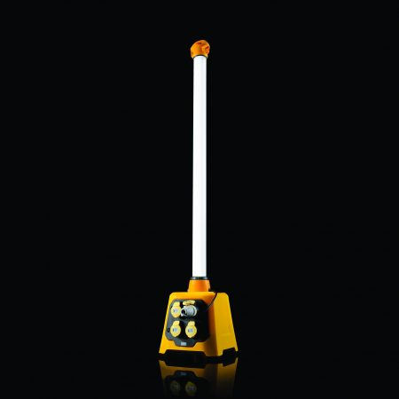 Defender V3 4ft Uplight Light Stick and Splitter Base - 8 units