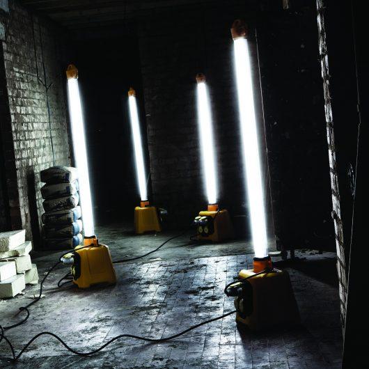 Defender V3 4ft Uplight Light Stick and Splitter Base (110v)- 4 units