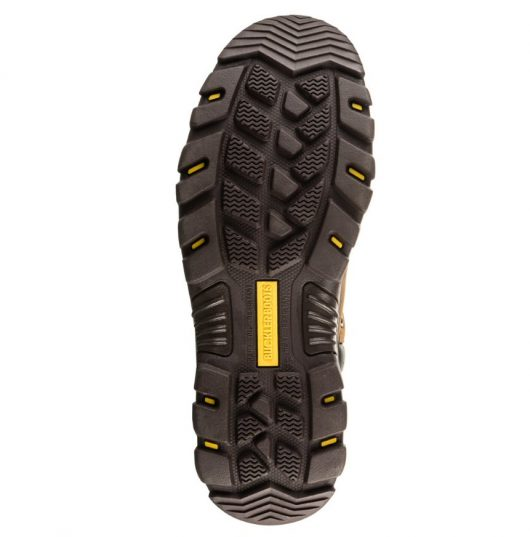 Sole of BSH008wpnm safety boot