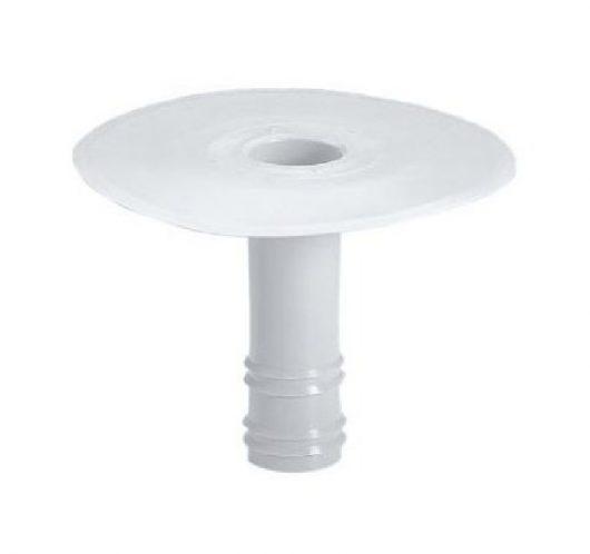 PVC rain water oulet in 63mm