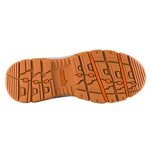 This image shows Scruffs Ridge non-slip sole