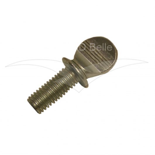 Scw M8x20 Shouldered Thumb Scr